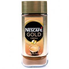 Nescafé Gold Crema instantní káva 200g