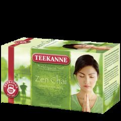 Teekanne Zen chai zelený čaj 20x1,75g