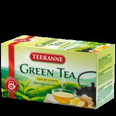 Teekanne Zelený čaj Ginger Lemon 20*1,75g