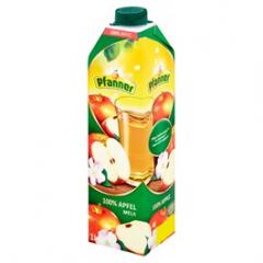 Pfanner Džus jablko 100% 1l