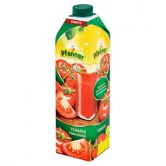 Pfanner Rajčatová šťáva 100% 1l