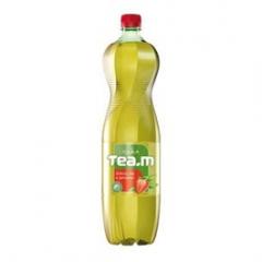Aquila čaj zelený s jahodou 1,5l /6ks