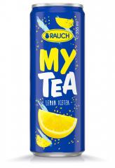 Rauch My Tea Ledový čaj citron 330ml plech /24ks