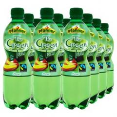 Pfanner Čaj zelený mango Fairtrade 0,5l /12ks