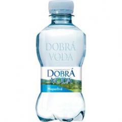 Dobrá voda neperlivá 250ml /8ks