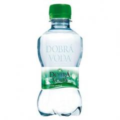 Dobrá voda jemně perlivá 250ml /8ks