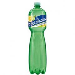Poděbradka citrus mix jemně perlivá voda 1,5l  /6ks