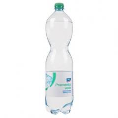 ARO Voda pramenitá jemně perlivá 1,5l /6ks