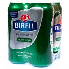 Birell Zelený ječmen nealkoholické pivo 0,5l plech /4ks
