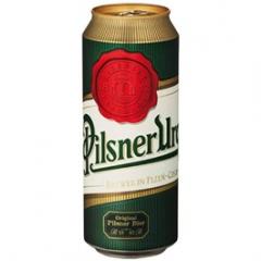 Pilsner Urquell pivo světlý ležák 0,5l plech /24ks