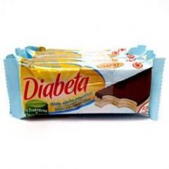 Diabeta Oplatka mléčná vhodná pro diabetiky 6x45g