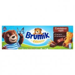 Opavia BeBe Brumík s čokoládovou náplní 5x30g