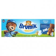 Opavia BeBe Brumík s mléčnou náplní 5x30g