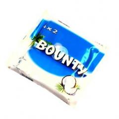 Bounty tyčinka kokosová 4pack 4x57g