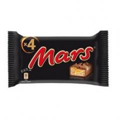 Mars tyčinka čokoládová 4pack 4x45g