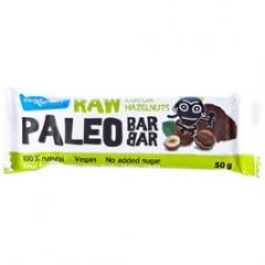 Paleo Raw tyčinka lískový oříšek/kakao 50g