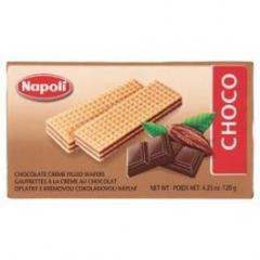 Napoli oplatky čokoládové 120g