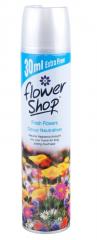 Osvěžovač FLOWER SHOP spray, 330 ml, Fresh Flowers