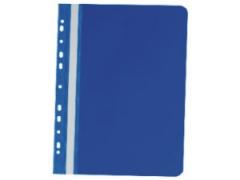 Rychlovazač A4 PVC euro modrý