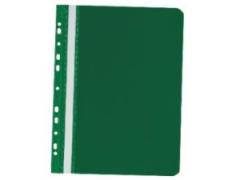 Rychlovazač A4 PVC euro zelený