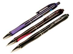 Pero kuličkové stiskací Solidly modré