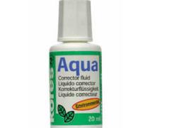 Opravný lak tekutý se štětečkem Kores Aqua 20ml
