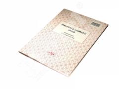 Stavební deník propisovací A4