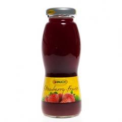 Rauch Jahoda 40% nektar 200ml vratná láhev /24ks