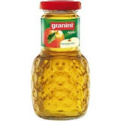 Granini Jablko 100% džus 200ml vratná láhev /24ks