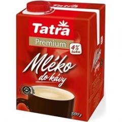 Tatra Mléko do kávy 4% 500g /6ks