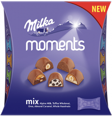 Milka Moments Mini Mix 97g