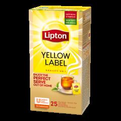 Lipton Yellow Label černý čaj 25x1,8g