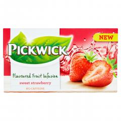 Pickwick  Jahoda ovocný čaj 20*2g
