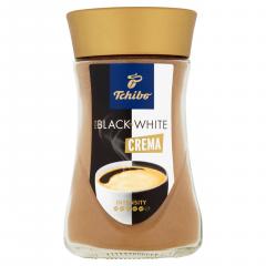 Tchibo Black & White Crema instantní káva 180g