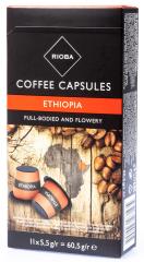 Rioba Kapsle Ethiopia 11x5,5g