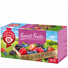 Teekanne Forest Fruits ovocný čaj 20*2,5g