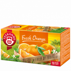 Teekanne Fresh Orange ovocný čaj 20x2,25g