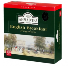 Ahmad Tea English Breakfast tea 100x2g