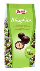 Lískové ořechy v mléčné čokoládě 400ks 1kg