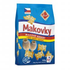 Vest Makovky Extra makové krekry 2x90g