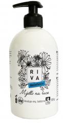 Mýdlo RIVA dezinfekční s pupičkou 500ml