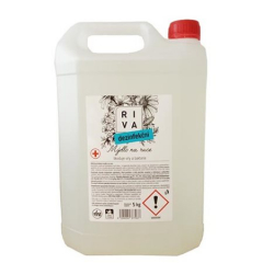 Mýdlo RIVA dezinfekční 5l