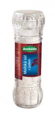 Mořská sůl s jodem 110g mlýnek