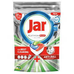Jar Platinum Plus Quickwash Tablety do myčky 48ks