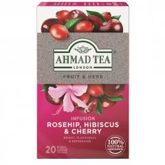 Ahmad tea Rosehip & Cherry 40g