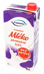 Pragolaktos Mléko trv. 3,5% bez laktózy 1l