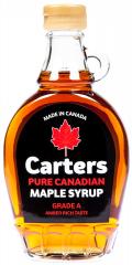 Carters 100% Javorový sirup 250ml