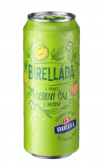 Birelláda Ledový čaj 4x500ml