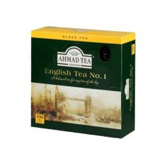 Ahmad Tea English tea No.1 100x2g