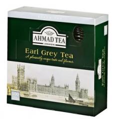 Ahmad Tea Earl Grey čaj černý 100x2g